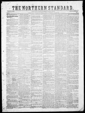 Primary view of The Northern Standard. (Clarksville, Tex.), Vol. 7, No. 2, Ed. 1, Saturday, May 19, 1849