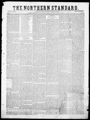 Primary view of object titled 'The Northern Standard. (Clarksville, Tex.), Vol. 7, No. 13, Ed. 1, Saturday, August 4, 1849'.
