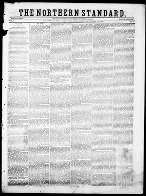 The Northern Standard. (Clarksville, Tex.), Vol. 7, No. 21, Ed. 1, Saturday, January 19, 1850