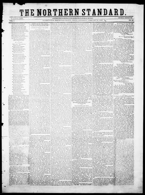 The Northern Standard. (Clarksville, Tex.), Vol. 7, No. 25, Ed. 1, Saturday, February 16, 1850
