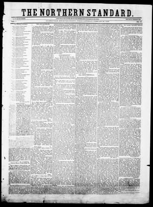 The Northern Standard. (Clarksville, Tex.), Vol. 7, No. 26, Ed. 1, Saturday, February 23, 1850