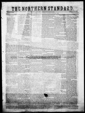 Primary view of The Northern Standard. (Clarksville, Tex.), Vol. 7, No. 27, Ed. 1, Saturday, March 2, 1850