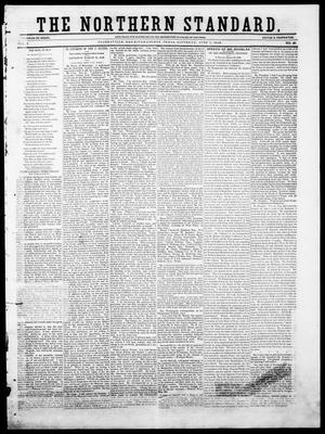 Primary view of The Northern Standard. (Clarksville, Tex.), Vol. 7, No. 40, Ed. 1, Saturday, June 1, 1850