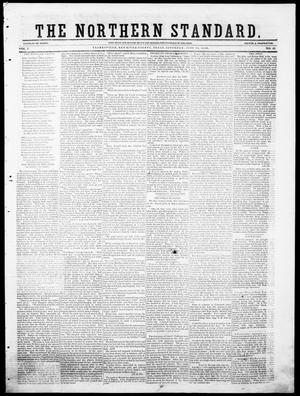 The Northern Standard. (Clarksville, Tex.), Vol. 7, No. 42, Ed. 1, Saturday, June 15, 1850