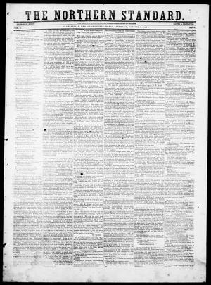 The Northern Standard. (Clarksville, Tex.), Vol. 8, No. 6, Ed. 1, Saturday, October 5, 1850