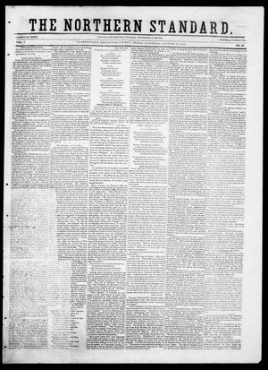 Primary view of object titled 'The Northern Standard. (Clarksville, Tex.), Vol. 9, No. 21, Ed. 1, Saturday, January 24, 1852'.
