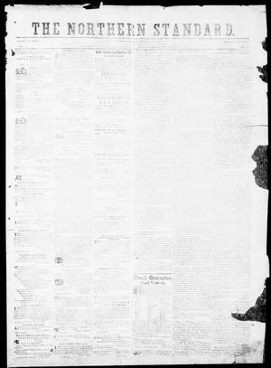 Primary view of The Northern Standard. (Clarksville, Tex.), Vol. 9, No. 30, Ed. 1, Saturday, March 27, 1852