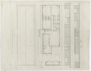 Primary view of object titled 'Bryan Air Force Base Housing: Floor Plan Types 7 & 8'.