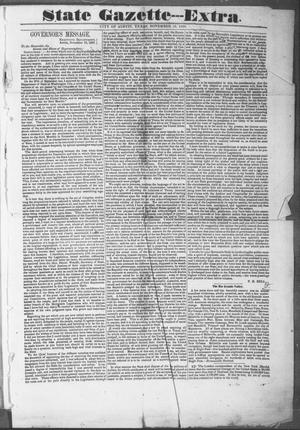 Primary view of object titled 'Texas State Gazette. (Austin, Tex.), Vol. 2, No. 13, Ed. 1, Tuesday, November 19, 1850'.