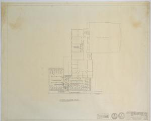 Primary view of object titled 'First Baptist Church Educational Building Additions: First Floor Electrical Plan'.