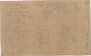 Primary view of object titled 'School Building Iraan, Texas: Junior High Plot Plan'.