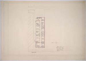 Primary view of object titled 'Medical Clinic for Dr. Guy, Big Lake, Texas: Proposed Medical Clinic, Floor Plan'.