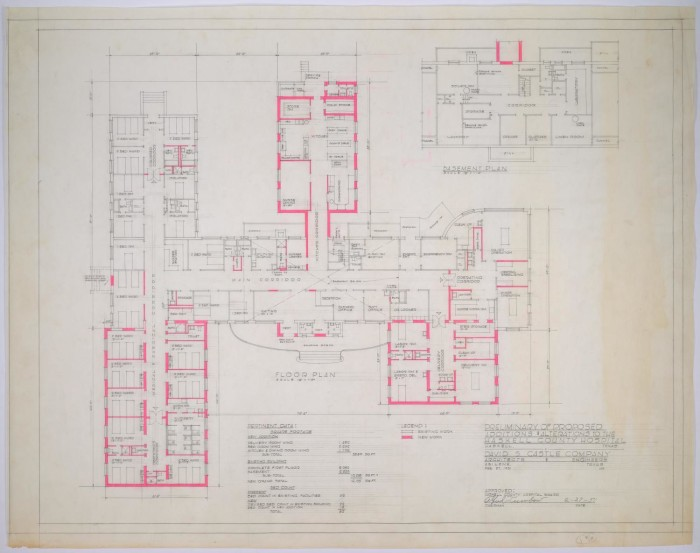 Haskell County Hospital Alterations, Haskell, Texas: Preliminary