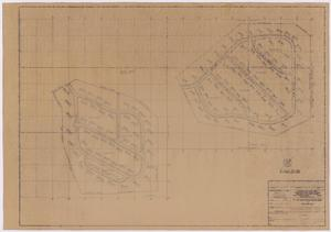 Primary view of object titled 'Bryan Air Force Base Housing: Plot Plan'.