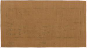 Primary view of object titled 'Eastland High School, Eastland, Texas: Floor Plan'.