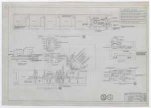 Primary view of object titled 'Elementary School Building, Fort Stockton, Texas: Heating and Ventilation Plan'.