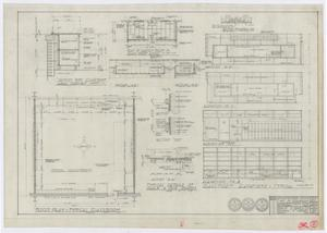 Primary view of object titled 'Elementary School Building, Fort Stockton, Texas: Floor Plan'.