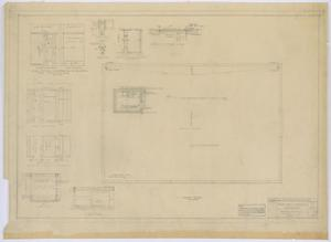 Primary view of object titled 'Irion County Courthouse: General Construction Plans, Roof'.