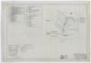 Primary view of object titled 'Elementary School Building, Fort Stockton, Texas: Mechanical Plot Plan'.