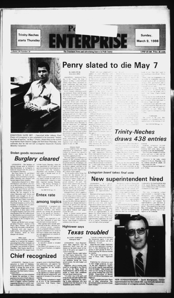 march 9 1986 Gallery