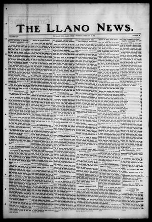 Primary view of object titled 'The Llano News. (Llano, Tex.), Vol. 44, No. 18, Ed. 1 Thursday, February 4, 1932'.