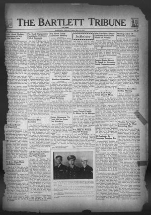 Primary view of object titled 'The Bartlett Tribune and News (Bartlett, Tex.), Vol. 58, No. 34, Ed. 1, Friday, May 18, 1945'.