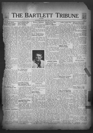 Primary view of object titled 'The Bartlett Tribune and News (Bartlett, Tex.), Vol. 58, No. 36, Ed. 1, Friday, June 1, 1945'.