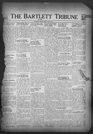 Primary view of object titled 'The Bartlett Tribune and News (Bartlett, Tex.), Vol. 58, No. 40, Ed. 1, Friday, June 29, 1945'.