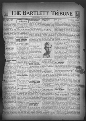 Primary view of object titled 'The Bartlett Tribune and News (Bartlett, Tex.), Vol. 58, No. 41, Ed. 1, Friday, July 6, 1945'.