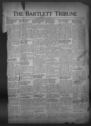 Primary view of object titled 'The Bartlett Tribune and News (Bartlett, Tex.), Vol. 59, No. 20, Ed. 1, Friday, February 15, 1946'.