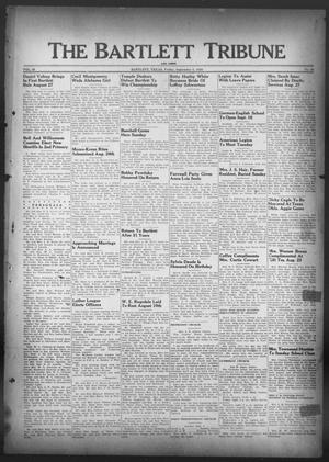 Primary view of object titled 'The Bartlett Tribune and News (Bartlett, Tex.), Vol. 59, No. 48, Ed. 1, Friday, September 6, 1946'.