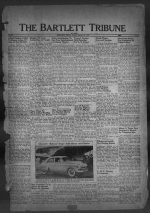 The Bartlett Tribune and News (Bartlett, Tex.), Vol. 62, No. 11, Ed. 1, Friday, January 21, 1949
