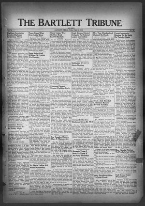 The Bartlett Tribune and News (Bartlett, Tex.), Vol. 62, No. 28, Ed. 1, Friday, May 20, 1949