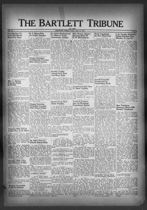 The Bartlett Tribune and News (Bartlett, Tex.), Vol. 62, No. 31, Ed. 1, Friday, June 10, 1949