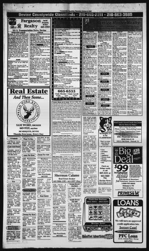 Hondo Anvil Herald Tex Vol 111 No 40 Ed 1 Thursday