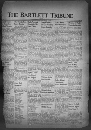 The Bartlett Tribune and News (Bartlett, Tex.), Vol. 63, No. 12, Ed. 1, Friday, February 3, 1950