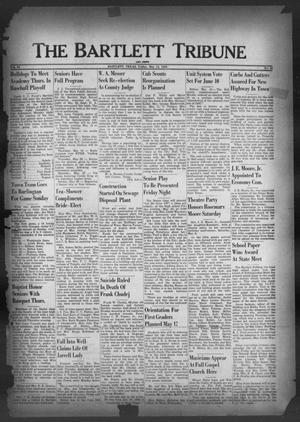 The Bartlett Tribune and News (Bartlett, Tex.), Vol. 63, No. 26, Ed. 1, Friday, May 12, 1950