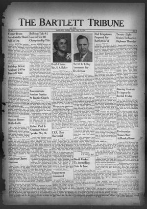The Bartlett Tribune and News (Bartlett, Tex.), Vol. 63, No. 27, Ed. 1, Friday, May 19, 1950