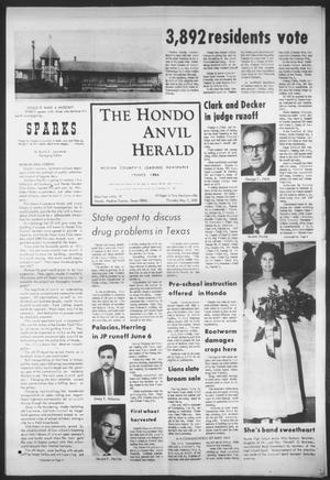 Primary view of object titled 'The Hondo Anvil Herald (Hondo, Tex.), Vol. 83, No. 19, Ed. 1 Thursday, May 7, 1970'.