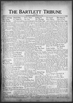 Primary view of object titled 'The Bartlett Tribune and News (Bartlett, Tex.), Vol. 69, No. 47, Ed. 1, Friday, September 21, 1956'.