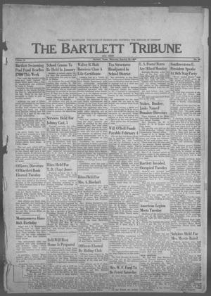 Primary view of object titled 'The Bartlett Tribune and News (Bartlett, Tex.), Vol. 76, No. 10, Ed. 1, Thursday, January 10, 1963'.