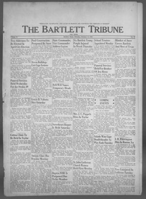 Primary view of object titled 'The Bartlett Tribune and News (Bartlett, Tex.), Vol. 76, No. 15, Ed. 1, Thursday, February 14, 1963'.