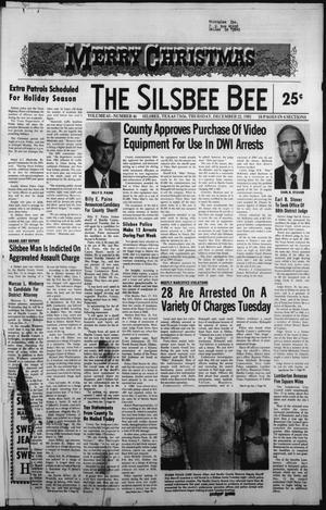 Primary view of object titled 'The Silsbee Bee (Silsbee, Tex.), Vol. 65, No. 46, Ed. 1 Thursday, December 22, 1983'.