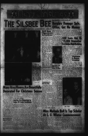 Primary view of object titled 'The Silsbee Bee (Silsbee, Tex.), Vol. 57, No. 44, Ed. 1 Thursday, December 18, 1975'.