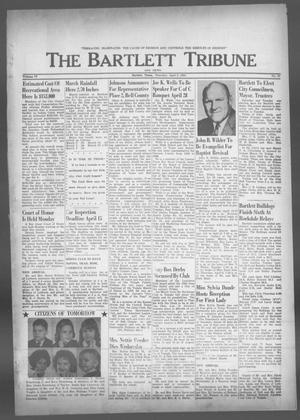 Primary view of object titled 'The Bartlett Tribune and News (Bartlett, Tex.), Vol. 77, No. 22, Ed. 1, Thursday, April 2, 1964'.