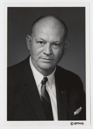 [Portrait of Dr. Truman G. Blocker, Jr.]