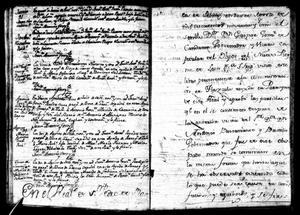 [Marriage Records from Bustamante, Mexico]