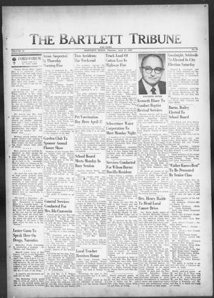 Primary view of object titled 'The Bartlett Tribune and News (Bartlett, Tex.), Vol. 82, No. 23, Ed. 1, Thursday, April 10, 1969'.