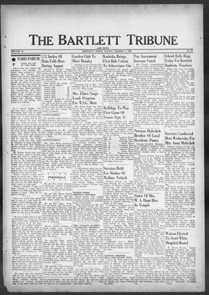 Primary view of object titled 'The Bartlett Tribune and News (Bartlett, Tex.), Vol. 82, No. 44, Ed. 1, Thursday, September 4, 1969'.