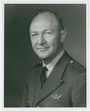 Primary view of object titled '[Photograph of Major General Robert R. Williams]'.